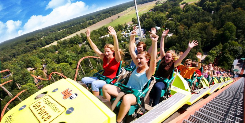 Theme parks and adventure parks